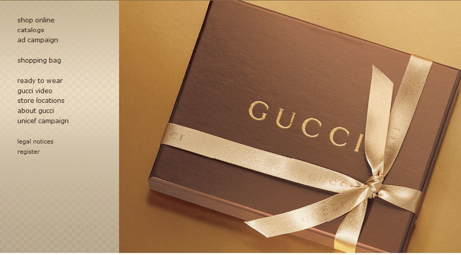 Gucci boutique online