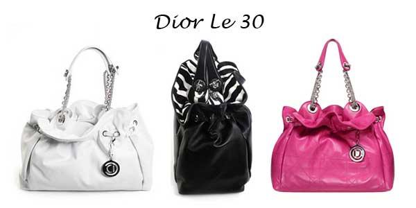 Dior Le 30 handbags